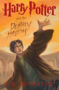 image of Harry Potter and the Deathly Hallows (Book 7) (Library Edition)