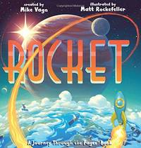 Rocket: A Journey Through the Pages Book