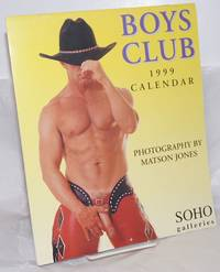 image of Boys Club 1999 Calendar photography by Matson Jones