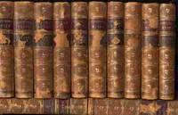 image of THE WORKS OF ALFRED,LORD TENNYSON - POET LAUREATE [COMPLETE IN 12 DELUXE  VOLUMES]