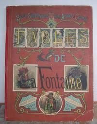 FABLES DE LA FONTAINE.   Serie Superieure aux Armes d'Epinal.