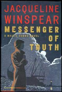 Messenger of Truth by  Jacqueline Winspear - Signed First Edition - 2006 - from Bookmarc's (SKU: EC36835BB)