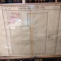 image of Atlas Universel De Geographie, Physique, Politique Et Mineralogique North  America - Map of the Jamestown, VA and Washington D. C. Area (Partie Du  Etats Unis)