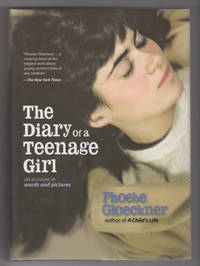 The Diary of a Teenage Girl (SIGNED and NUMBERED hardcover first edition)