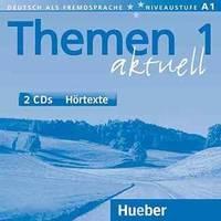 Themen aktuell 1. 2 CDs. Lehrwerk fur Deutsch als Fremdsprache. (Lernmaterialien)