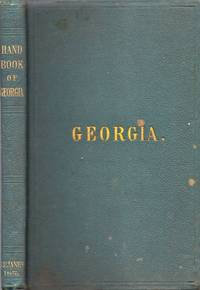 Hand-Book of the State of Georgia