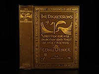 The digressions of V. : written for his own fun and that of his friends : containing the quaint legends of his infancy, an account of his stay in Florence, the garden of lost opportunities, return home on the track of Columbus, his struggle in New York in war-time coinciding with that of the nation, his prolonged stay in Rome, and likewise his prattlings upon art, tamperings with literature, struggles with verse, and many other things, being a portrait of himself from youth to age : with many illustrations by the author