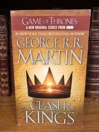 image of A CLASH OF KINGS [SIGNED]