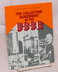 The collective agreement in the USSR by  Larissa and Igor Ryazhskikh Pysareva - Paperback - 1980 - from Bolerium Books Inc., ABAA/ILAB and Biblio.com