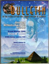 The Bulletin of the Science Fiction and Fantasy Writers of America [ANNUAL NEBULA AWARDS ISSUE] - No. 146 - Summer 2000 - Volume 34 Issue 1 [ SFWA Bulletin ]