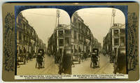 Stereoscopic view: Queen's Road Central, Hong Kong by [Hong Kong]  Rose Series - 1905 - from Antipodean Books, Maps & Prints (SKU: 20260)