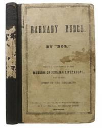 image of BARNABY RUDGE