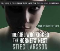 image of The Girl Who Kicked the Hornets' Nest (Millennium Trilogy)
