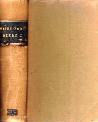 Portland: John T. Hull and B. Thurston and Company, 1887. Hardcover. Very good. Ink historical socie...