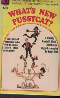 image of What's New Pussycat?