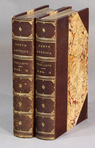 London: Chapman & Hall, 1862. First edition, 8vo, 2 vols., 8vo, pp. viii, 467, ; viii, 494, ; engrav...