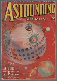 [Pulp magazine]: Astounding Stories - August 1935, Volume XV, Number 6