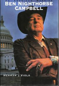 image of Ben Nighthorse Campbell An American Warrior