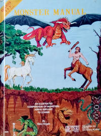 image of Advanced Dungeons and Dragons:  Special Reference Work: Monster Manual