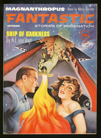 Ship of Darkness in Fantastic September 1961