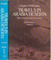 Travels in Arabia Deserta.