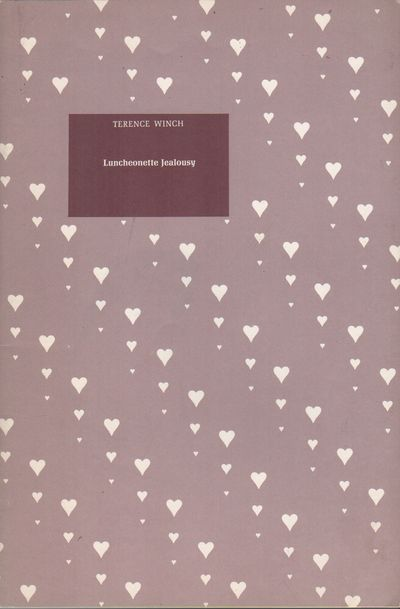 (Washington DC): The Washington Writers Publishing House, (1975). First Edition. Wraps. Near fine. 8...