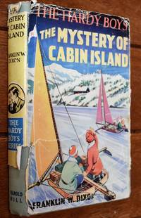 Hardy Boys Mystery Stories THE MYSTERY OF CABIN ISLAND