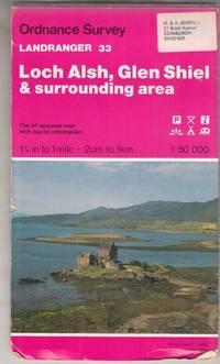 Loch Alsh, Glen Shiel and Loch Hourn (Landranger Maps) by Ordnance Survey - 1989 - from High Street Books and Biblio.com