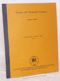 image of Women and structural violence