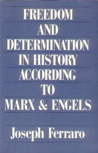 image of Freedom and Determination in History According to Marx & Engels