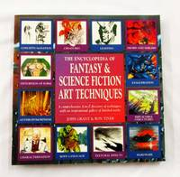 image of The Encyclopedia of Fantasy and Science Fiction Art Techniques