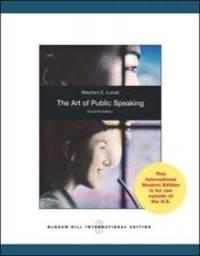 image of Art of Public Speaking