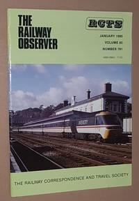 The Railway Observer, January 1995, Volume 65 Number 791