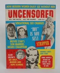 image of Uncensored Magazine, Vol. 18, No. 3, June 1969