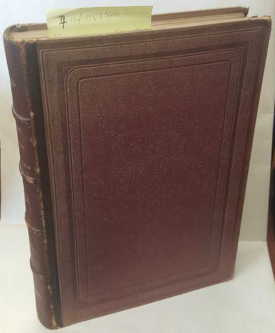 Paris: Jouvet & Cie., Editeurs, 1843. Good condition, Quarto quarter bound in brown leather and brow...