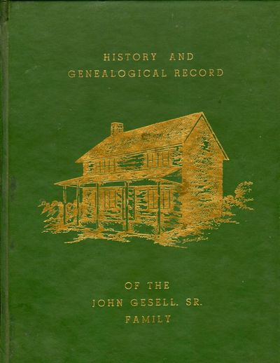 Shawnee, Kansas: Self Published, 1986. First Edition. Hardcover. Good +. 4to. 207pp. Illustrated. Gr...