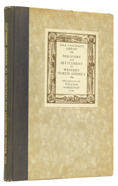 New Haven, Ct: Privately Printed, 1948. First Edition, one 100 copies from the Yale University Libra...