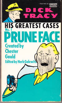 Dick Tracy His Greatest Cases No. 1: Pruneface