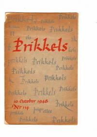 Prikkels no.114/10 October 1948: Ons Handschrift