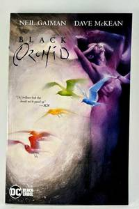 image of Black Orchid
