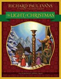 The Light of Christmas by Richard Paul Evans - Hardcover - 2016-06-08 - from Books Express (SKU: 1481466127n)