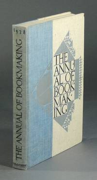 The annual of bookmaking