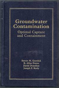 Groundwater Contamination. Optimal Capture and Containment