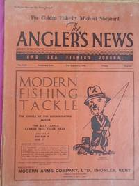 THE ANGLER'S NEWS AND SEA FISHER'S JOURNAL