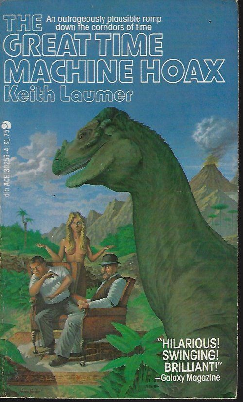 9780441302567 - The Great Time Machine Hoax by Keith Laumer