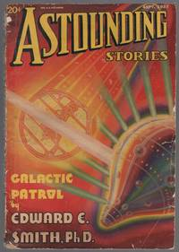 [Pulp magazine]: Astounding Stories - September 1937, Volume XX, Number 1