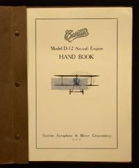 Curtiss / Model D-12 Aircraft Engine Hand Book
