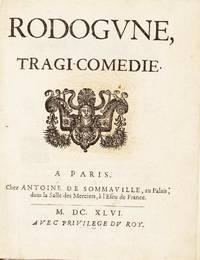 Rodogune: tragi-comédie