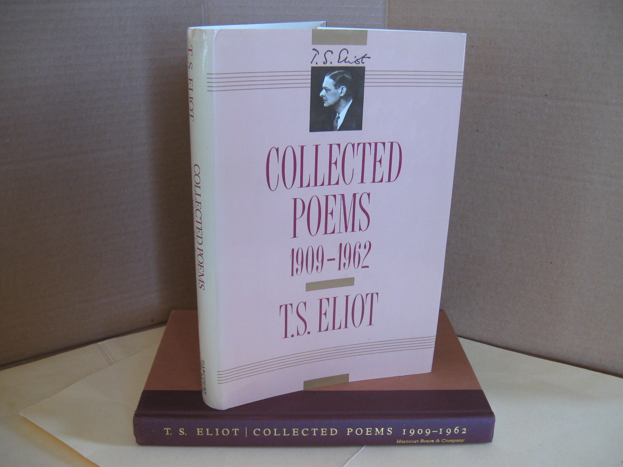 9780151189786 Collected Poems 1909 1962 The Centenary