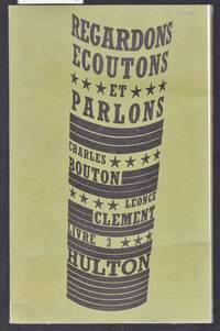 image of Regardons Ecoutons et Parlons Livre 3